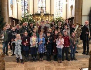 Weihnachtsgottesdienst 3-4 b